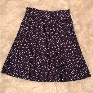 Brooks Brother black/white skirt